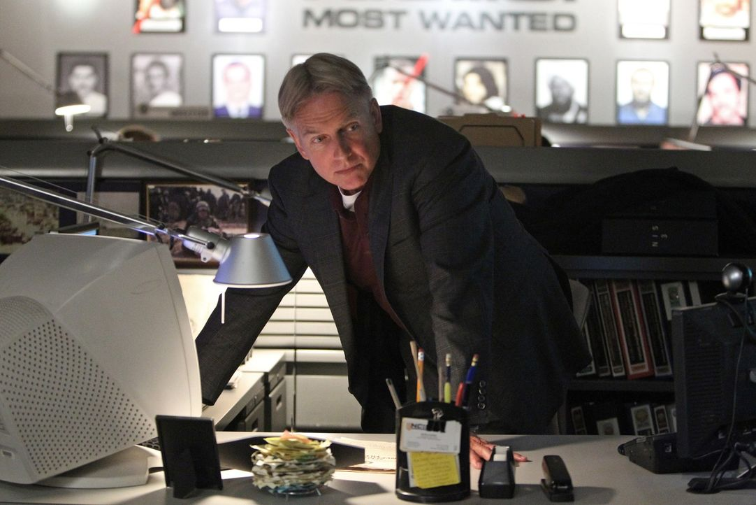 Bei den Ermittlungen in einem neuen Fall, stoßen Gibbs (Mark Harmon) und sein Team auf eine betrügerische Wohltätigkeitsorganisation ... - Bildquelle: 2014 CBS Broadcasting, Inc. All Rights Reserved