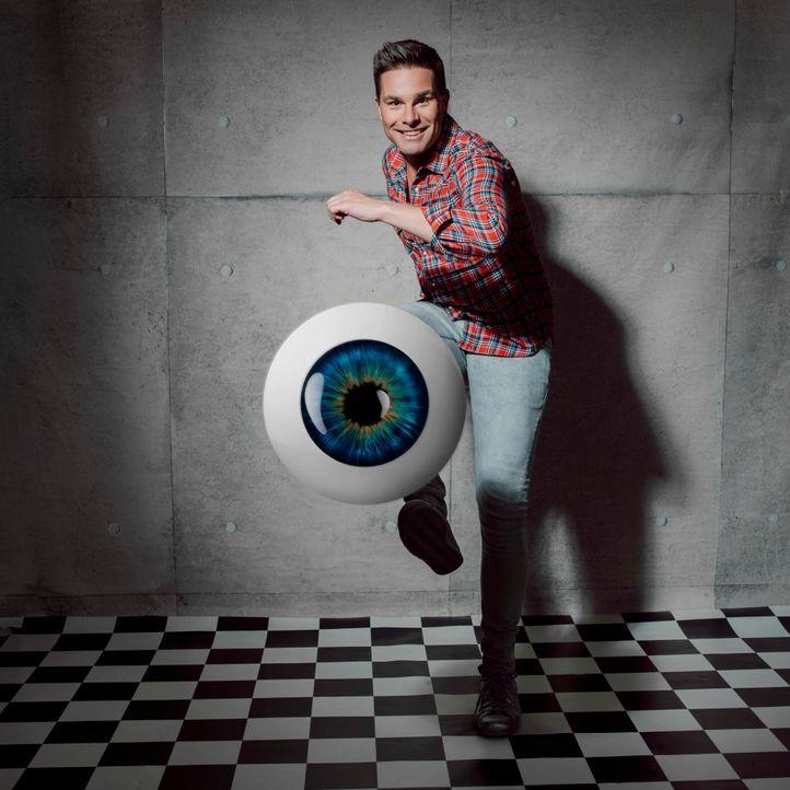 Eloy de Jong Promi Big Brother Auge - Bildquelle: SAT.1/Arne Weychardt