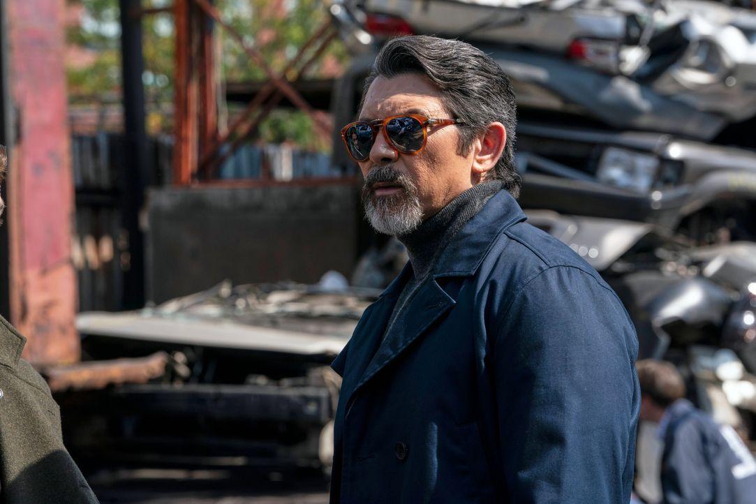 Gil Arroyo (Lou Diamond Phillips) - Bildquelle: 2019 Warner Bros. Entertainment Inc. All Rights Reserved.