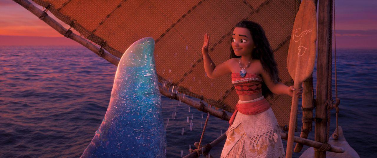 Vaiana - Bildquelle: Disney Enterprises, Inc.