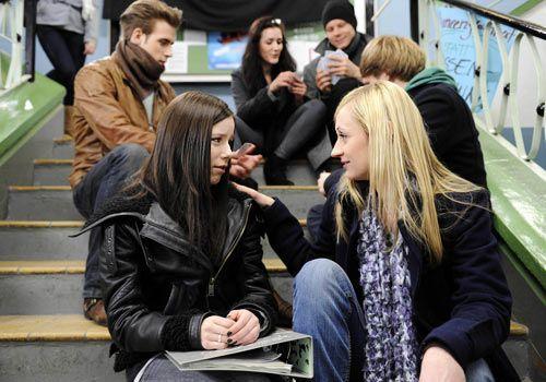 Was haben Luzi und Karin vor? - Bildquelle: Christoph Assmann - Sat1