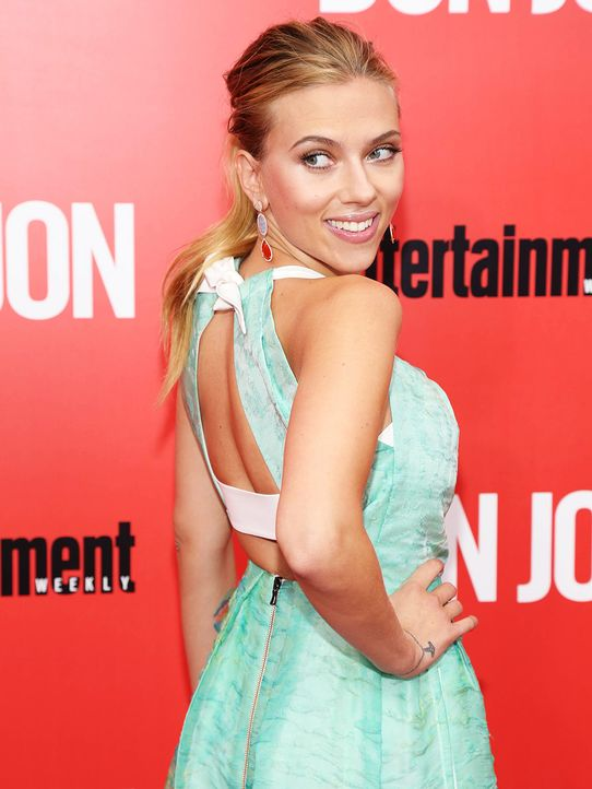 Scarlett-Johansson-13-09-12-getty-AFP - Bildquelle: getty-AFP