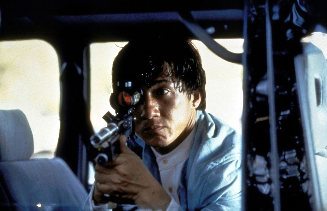 Gnadenlos nimmt  Jackie (Jackie Chan) die hemmungslosen Verbrecher ins Visier ... ... - Bildquelle: New Line Cinema