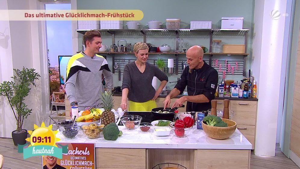 Frühstücksfernsehen - Freitag: Harald Glööckler- Glööckler