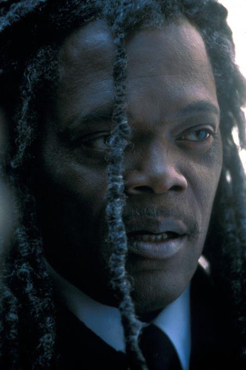 Der einst gefeierte Klaviervirtuose Romulis Ledbetter (Samuel L. Jackson) lebt als paranoider Obdachloser in einer Höhle im Central Park. Als er ein... - Bildquelle: Francise Productions