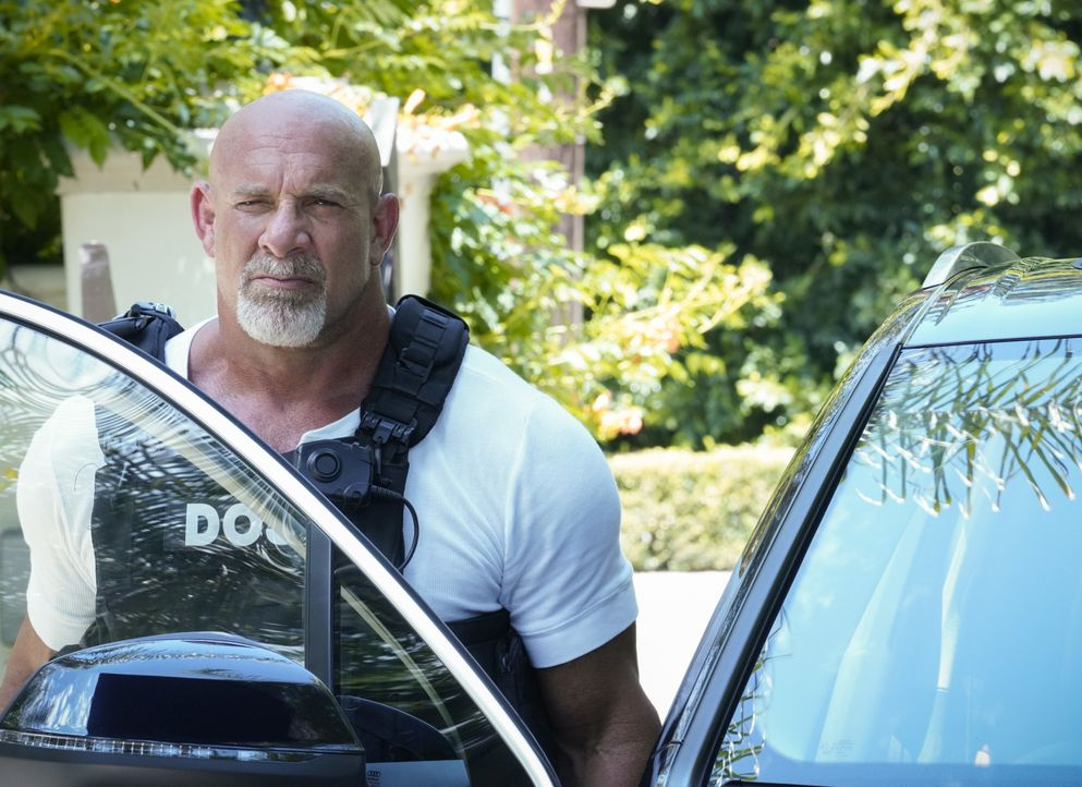Lance Hamilton (Bill Goldberg) - Bildquelle: Erik Voake 2019 CBS Broadcasting, Inc. All Rights Reserved. / Erik Voake
