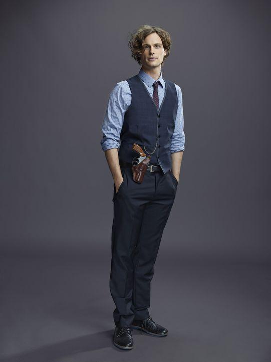 (10. Staffel) - Im Auftrag des FBIs versucht Dr. Spencer Reid (Matthew Gray Gubler), jeden Serientäter zu entlarven ... - Bildquelle: Cliff Lipson ABC Studios