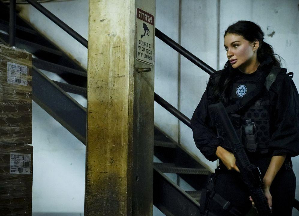 Eliana Sapir (Natassia Halabi) - Bildquelle: Erik Voake 2019 CBS Broadcasting, Inc. All Rights Reserved. / Erik Voake