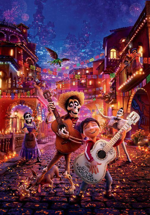 Coco - Lebendiger als das Leben! - Artwork - Bildquelle: Disney/Pixar