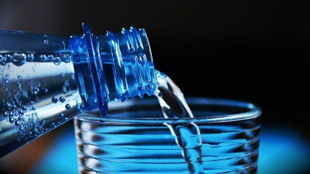 Trinkwasser macht Ihre Oberschenkel schlanker
