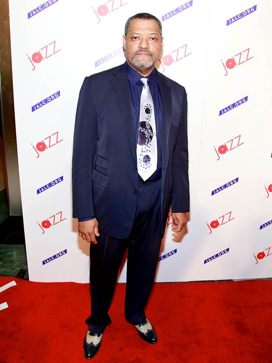 Laurence-Fishburne-2012-4-18-getty-AFP - Bildquelle: getty AFP