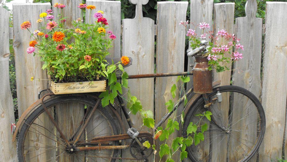 Gartendeko Rost Als Neuer Dekotrend Sat 1 Ratgeber