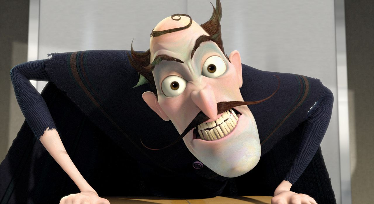 Macht Lewis die Rückkehr in sein normales Leben schwer: der Melonen-Mann ... - Bildquelle: Disney Enterprises, Inc. All rights reserved