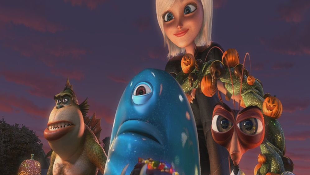 Monsters vs. Aliens - Halloween Special - Bildquelle: TM &   2009 DreamWorks Animation L.L.C. All Rights Reserved.