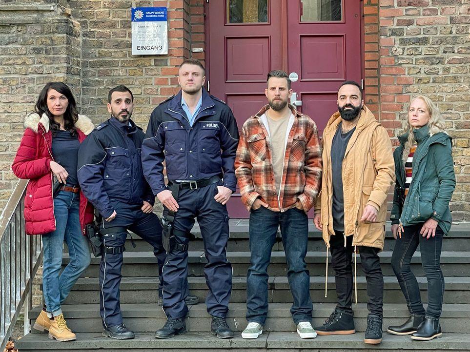 Das Team der Ruhrpottwache