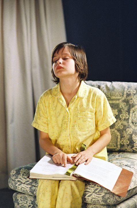 Die kleine Eliza Naumann (Flora Cross) hat eine besondere Begabung für Worte. Problemlos buchstabiert sie selbst die schwierigsten Begriffe. Als ihr... - Bildquelle: Copyright   2005 Twentieth Century Fox