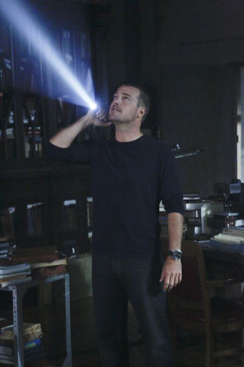 Muss gemeinsam mit seinen Kollegen, einen neuen Fall aufdecken: Callen (Chris O'Donnell) ... - Bildquelle: CBS Studios Inc. All Rights Reserved.