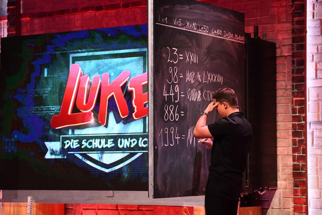 Nico Santos - Bildquelle: Willi Weber SAT.1 / Willi Weber