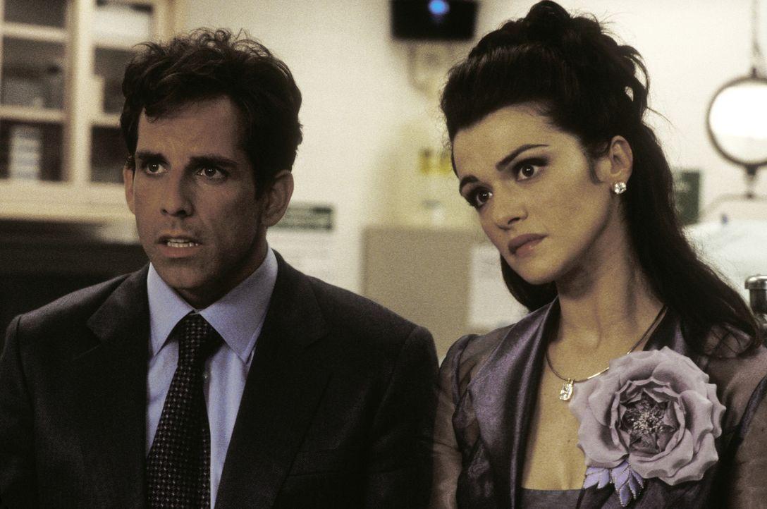 Gefährdet der Neid auf ihren stinkreichen Nachbarn ihre Ehe (v.l.n.r.: Ben Stiller, Rachel Weisz)? - Bildquelle: Sony 2007 CPT Holdings, Inc.  All Rights Reserved.