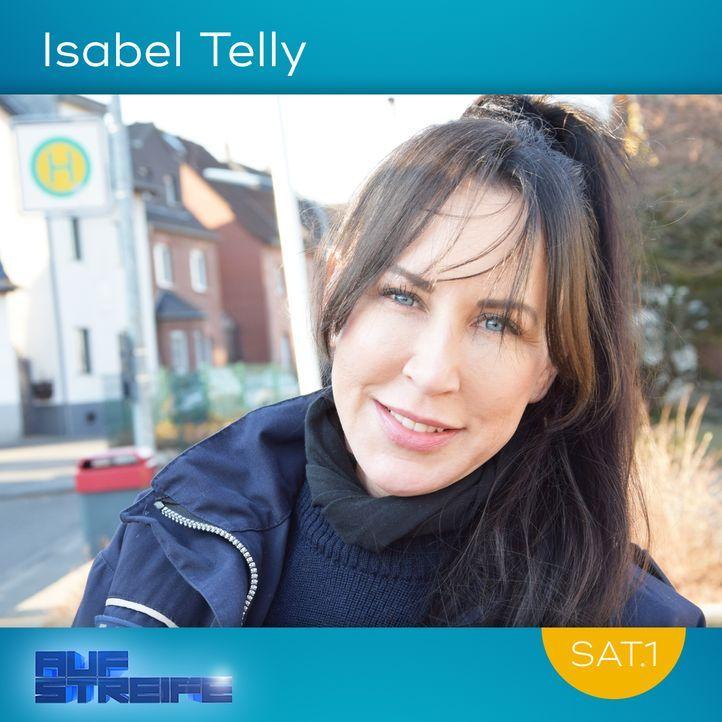 Isabel Telly - Bildquelle: SAT.1