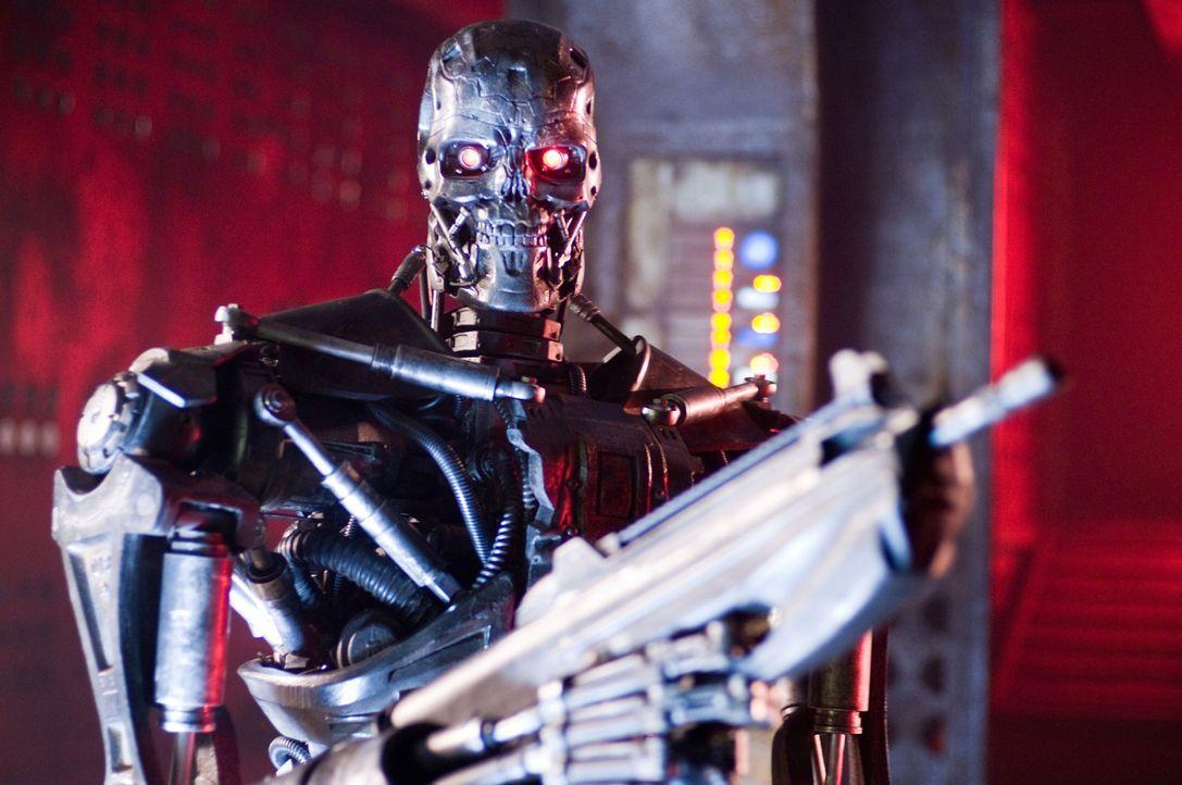 Im Jahr 2018 liegt die Welt in Trümmern. Trotz aller Bemühungen in der Vergangenheit, die Terminatoren haben die Kontrolle über einen großen Tei... - Bildquelle: 2009 T Asset Acquisition Company, LLC. All Rights Reserved.