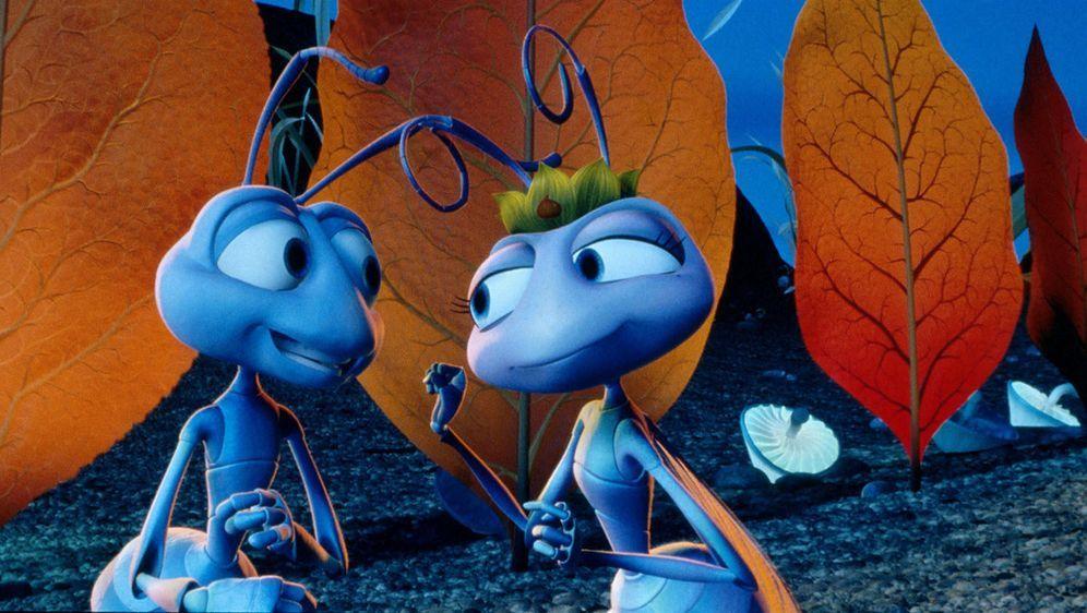 Das große Krabbeln - Bildquelle: Disney/Pixar