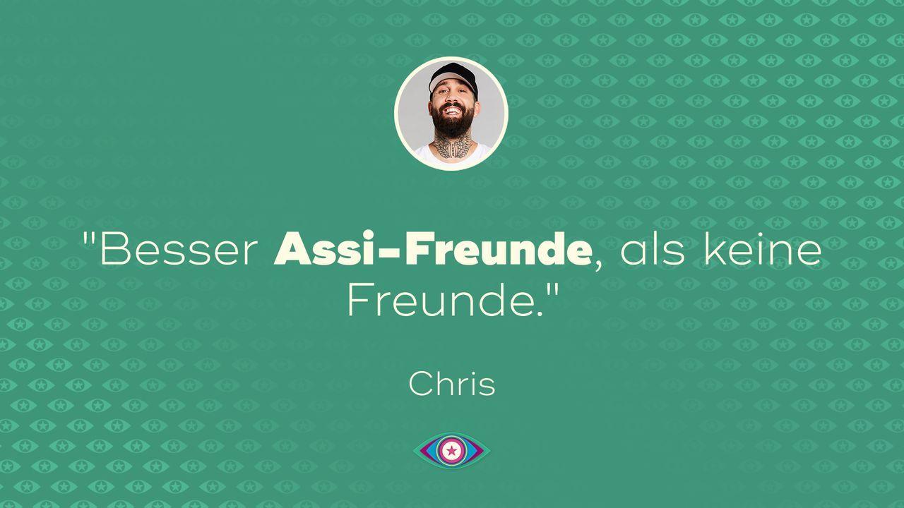 Tag 6: Assi-Freunde