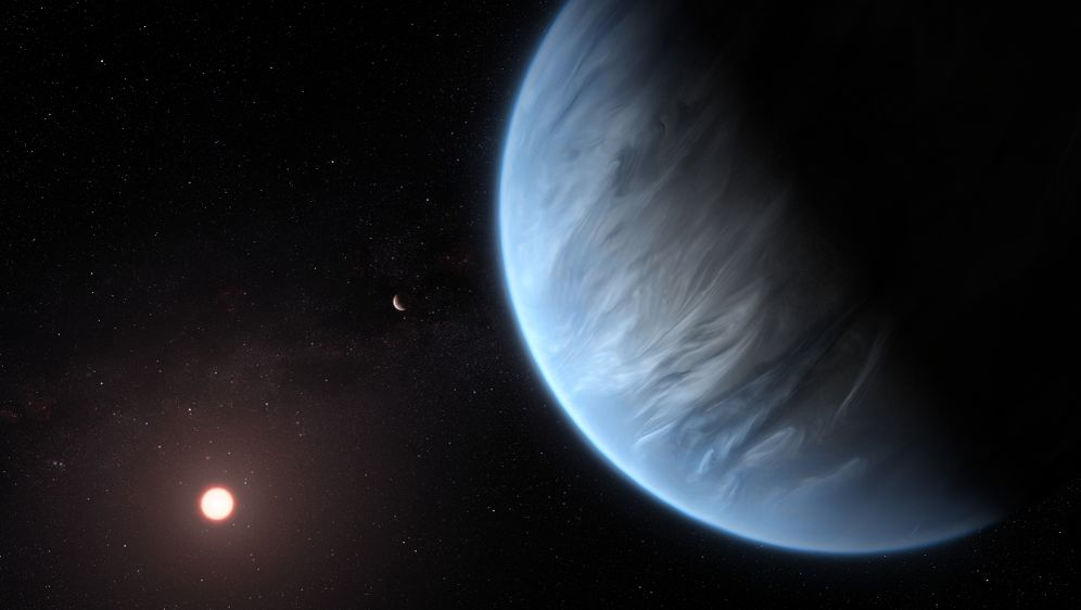 - Bildquelle: (c) ESA/Hubble