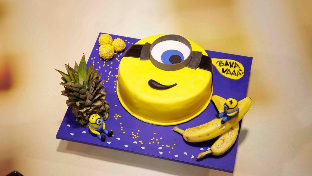 Ebrus Minion Torte