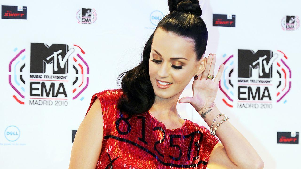 Katy-Perry-10-11-07-lauscht-AFP - Bildquelle: AFP