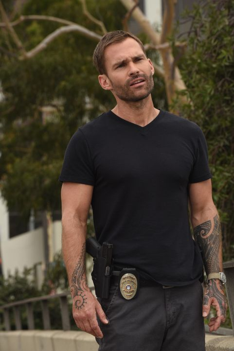 Wesley Cole (Seann William Scott) - Bildquelle: Ray Mickshaw 2018 Warner Bros. Entertainment Inc. All Rights Reserved.