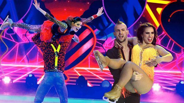 Dancing On Ice - Dancing On Ice - Show 4: Mitreißende Küren Im Großen 80er- Und 90er-special