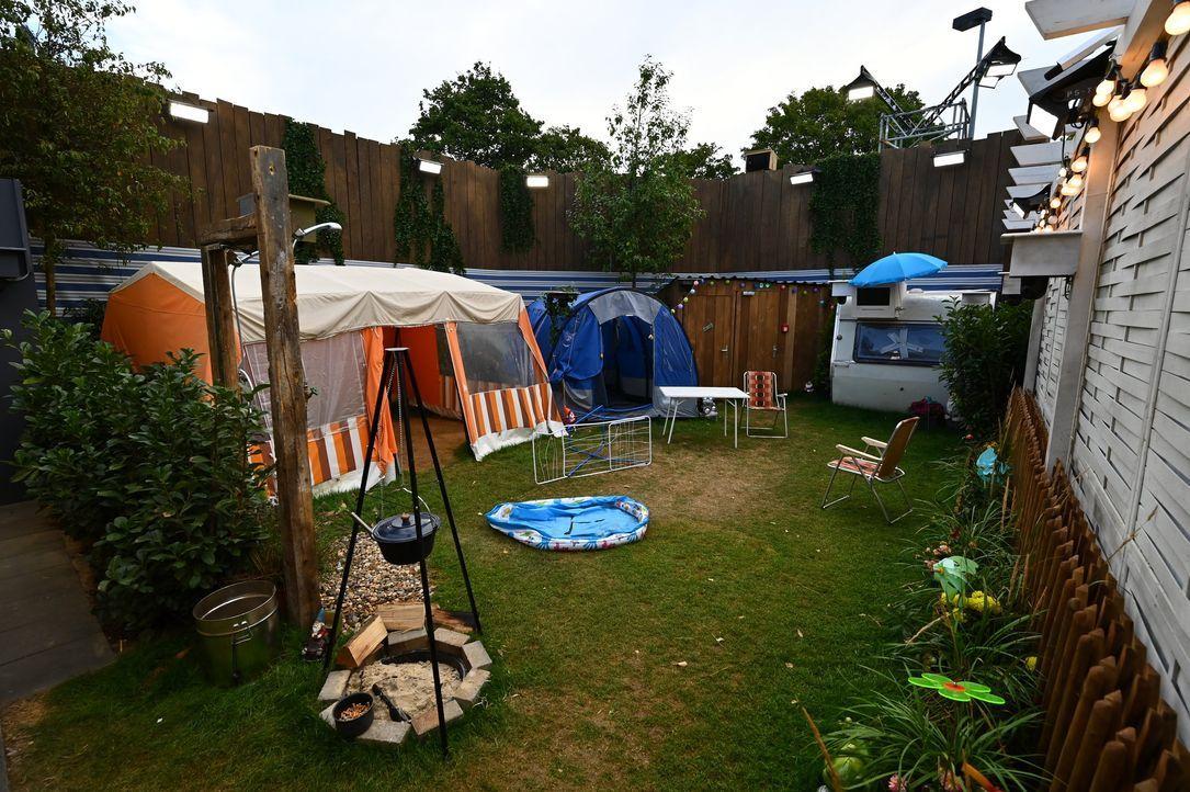 Perspektive des Campingplatzes - Bildquelle: SAT.1
