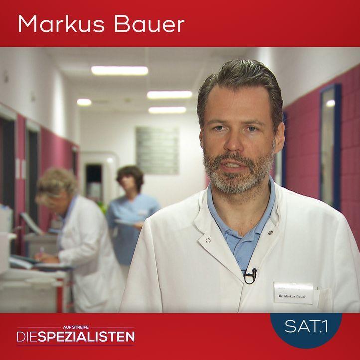 Markus Bauer - Bildquelle: SAT.1