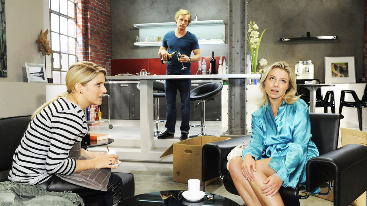 Anna-und-die-Liebe-Folge-811-02-Sat1-Claudius-Pflug - Bildquelle: SAT.1/Claudius Pflug