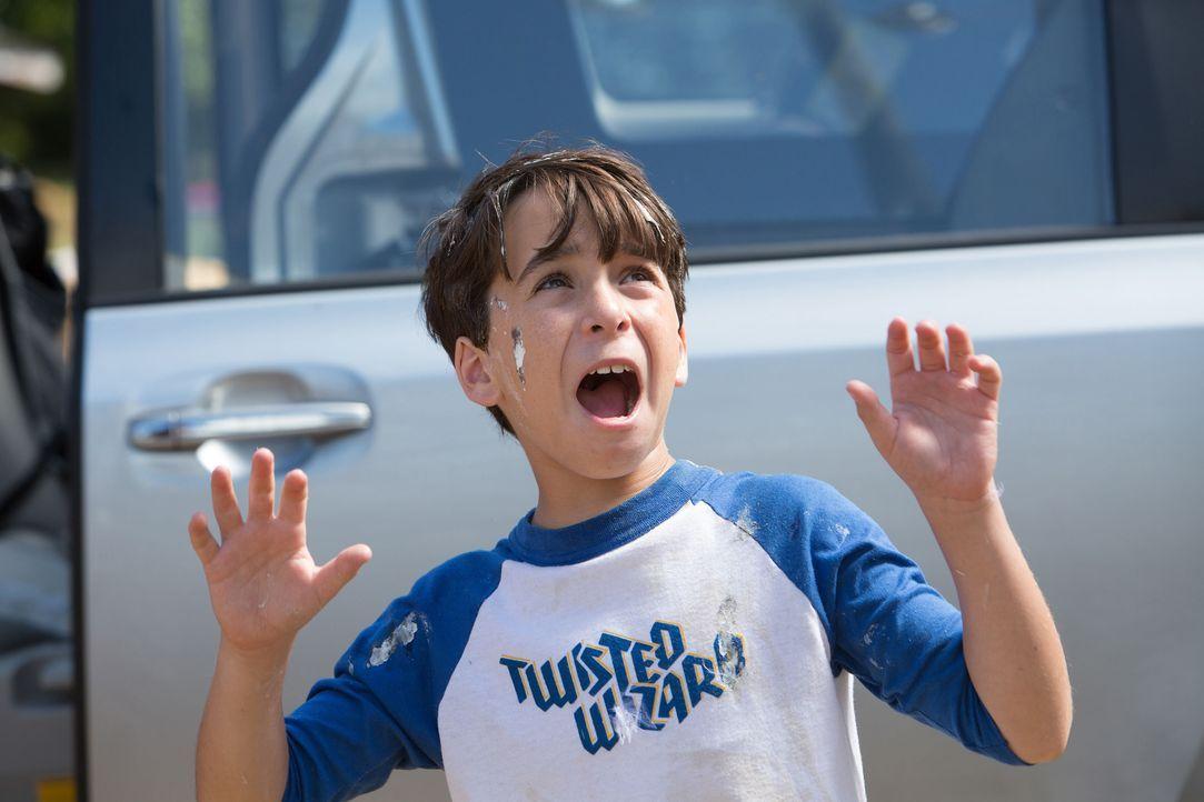 Greg (Jason Drucker) - Bildquelle: 2017 Twentieth Century Fox Film Corporation. All rights reserved. DIARY OF A WIMPY KID, WIMPY KID & the Greg Heffley image are TM of Wimpy Kid