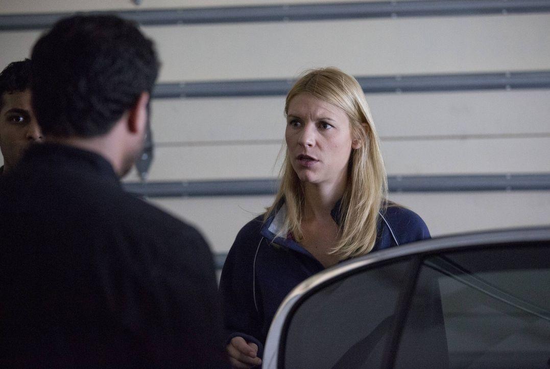 Nachdem Carrie (Claire Danes) von Javadis Leuten entführt wurde, machen sich Saul und Peter große Sorgen um sie ... - Bildquelle: 2013 Twentieth Century Fox Film Corporation. All rights reserved.