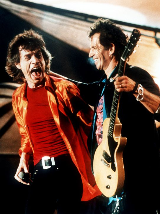 Mick-Jagger-Keith-Richards-1995-06-04-dpa - Bildquelle: dpa