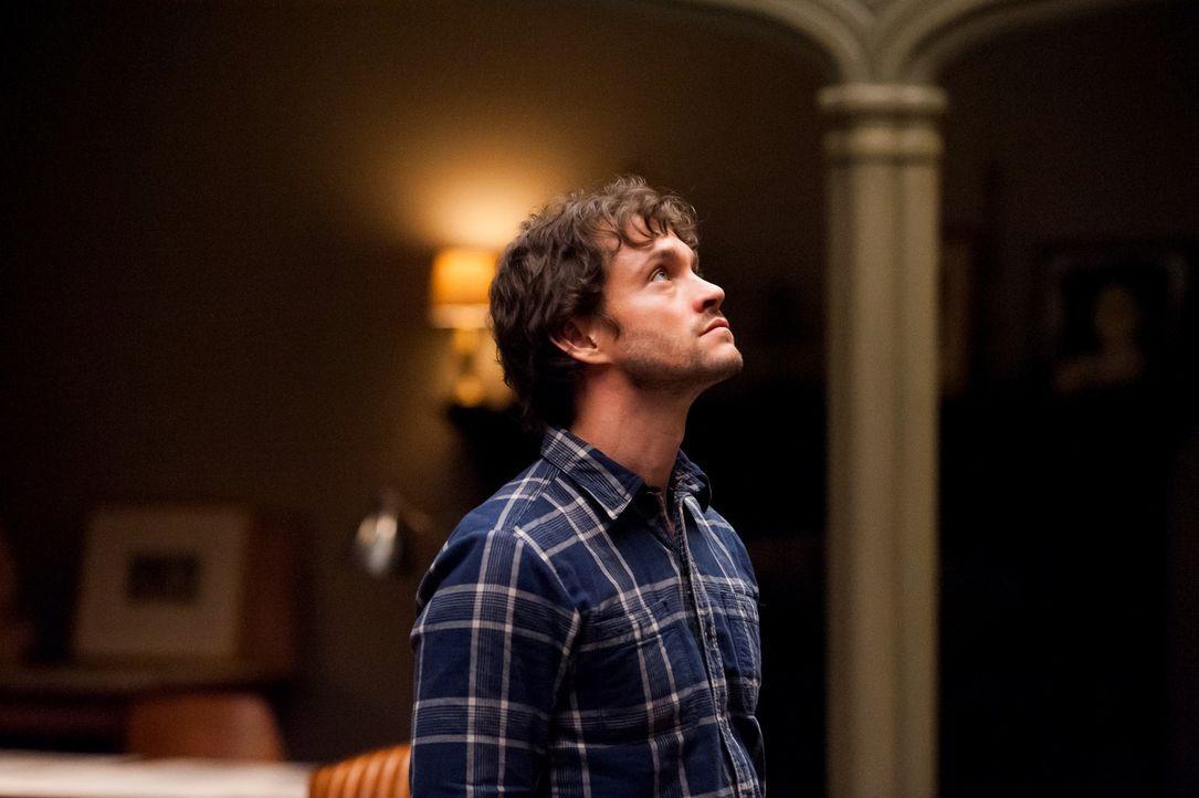 Ein besonders grausamer Mörder beschäftigt Will Graham (Hugh Dancy) und das FBI. - Bildquelle: Brooke Palmer 2012 NBCUniversal Media, LLC