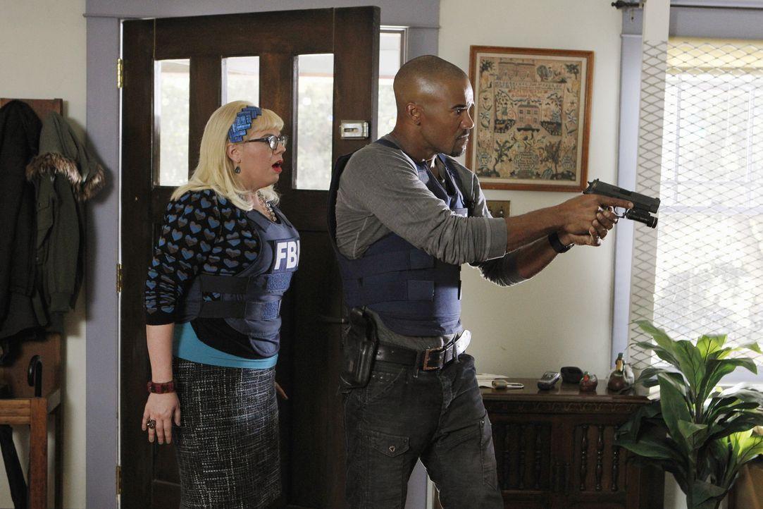 Gemeinsam versuchen sie, die verschwundene Monica zu finden. Doch werden sie rechtzeitig erscheinen, um das Schlimmste zu verhindern? Garcia (Kirste... - Bildquelle: ABC Studios