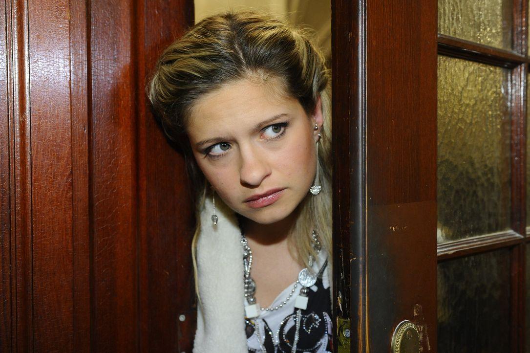 Macht sich große Vorwürfe wegen Katja: Mia (Josephine Schmidt) ... - Bildquelle: SAT.1