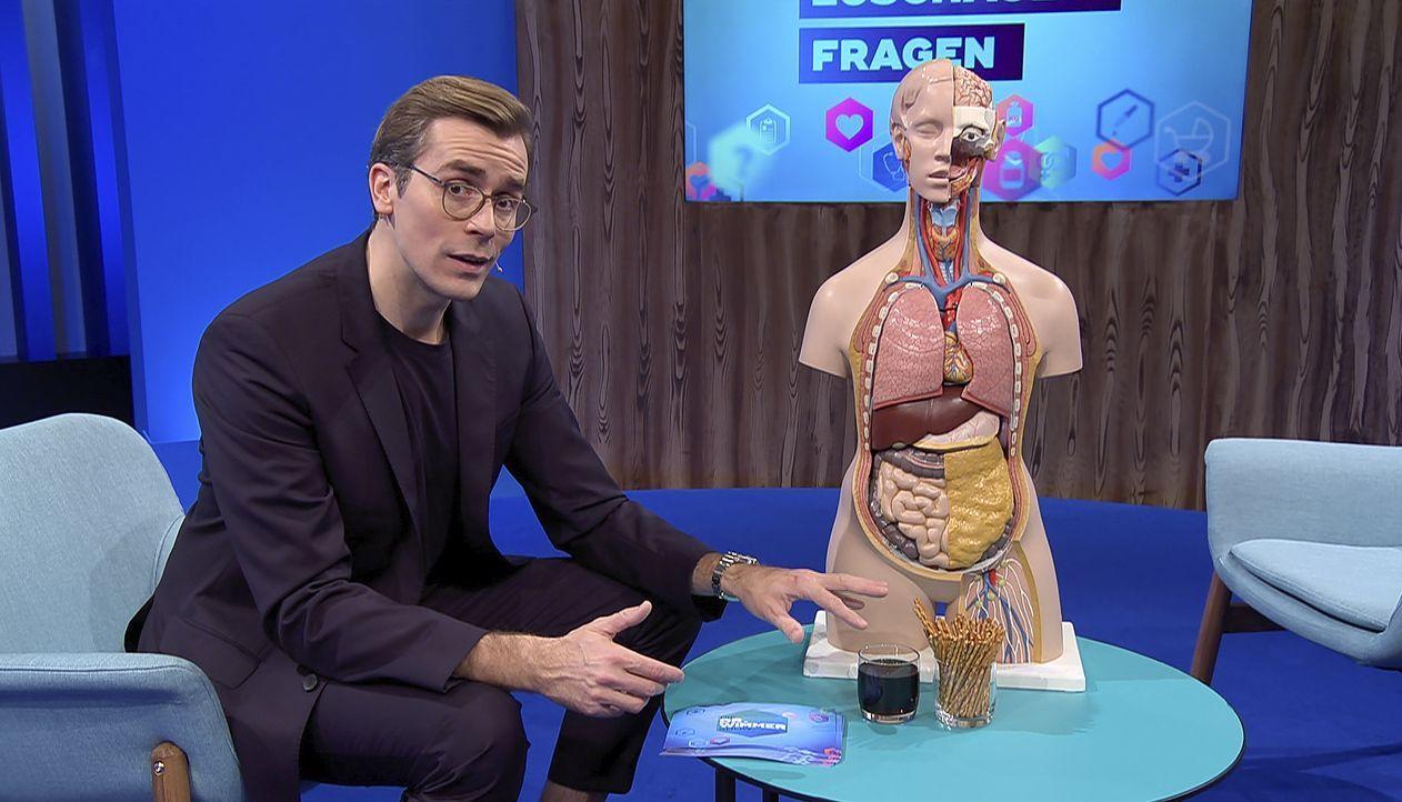 Dr. Johannes Wimmer - Bildquelle: SAT.1