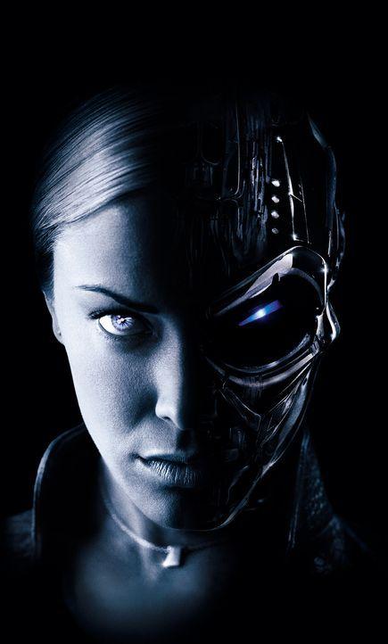 Weitaus mächtiger, gefährlicher und zerstörerischer als jeder Terminator: T-X (Kristanna Loken) ... - Bildquelle: 2004 Sony Pictures Television International. All Rights Reserved.