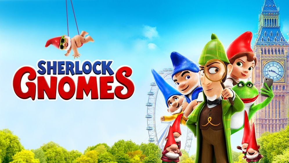 Sherlock Gnomes - Bildquelle: 2018 Paramount Pictures and Metro-Goldwyn-Mayer Pictures Inc. All Rights Reserved.