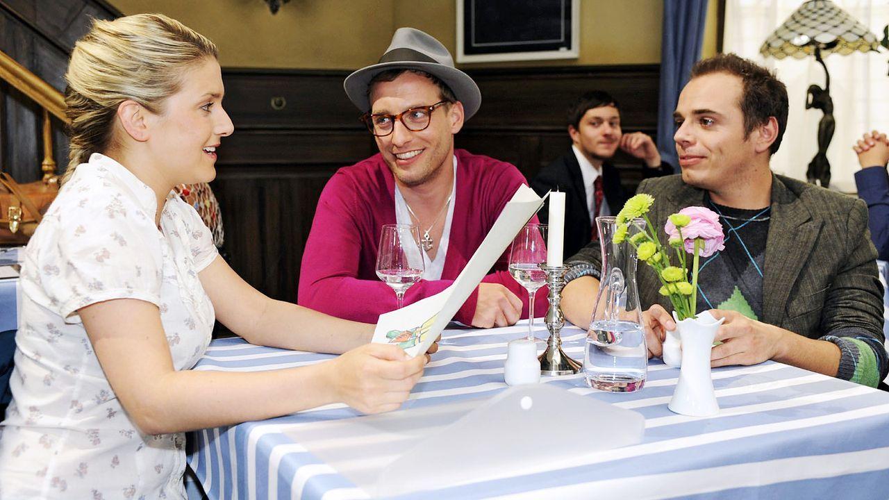 anna-und-die-liebe-Folge-210-04-SAT1-Oliver-Ziebe - Bildquelle: Sat.1/Oliver Ziebe