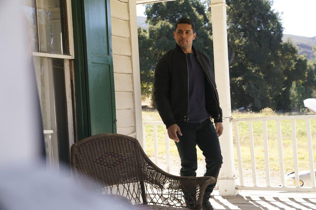 Nick Torres (Wilmer Valderrama) - Bildquelle: Michael Yarish 2019 CBS Broadcasting, Inc. All Rights Reserved. / Michael Yarish