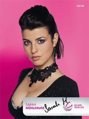 sarah-muehlhause-autogrammkarte - Bildquelle: SAT.1