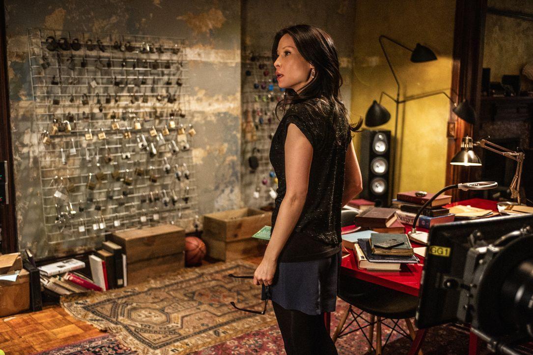 Während den Ermittlungen eines neuen Falles, ermutigt Sherlock Holmes, Joan Watson (Lucy Liu) zur Selbstverteidigung ... - Bildquelle: CBS Television