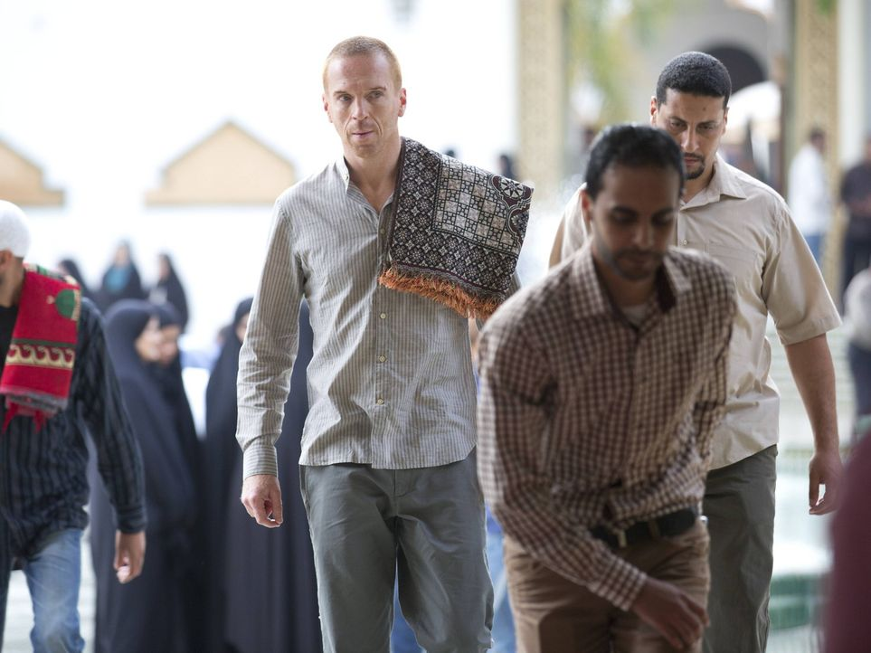 Wird Brody (Damian Lewis, l.) seine Mission in Teheran erfolgreich ausführen können? - Bildquelle: 2013 Twentieth Century Fox Film Corporation. All rights reserved.