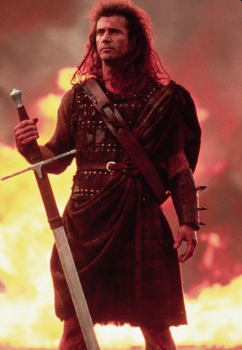 William Wallace (Mel Gibson) hat nur noch ein Ziel: Rache für die Ermordung seiner Frau und Gerechtigkeit für sein unterdrücktes Volk ... - Bildquelle: Paramount Pictures